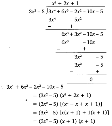 NCERT Solutions for Class 10 Maths Chapter 2 Polynomials e3 3a