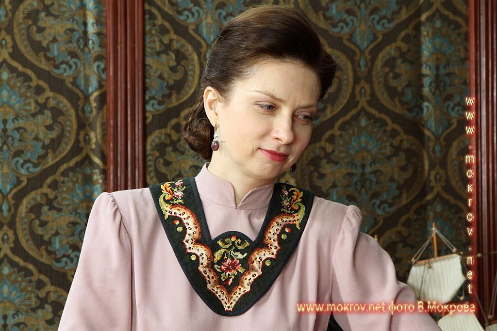 Актриса - Баландина Ольга роль Надежда в сериале «Декабристка»