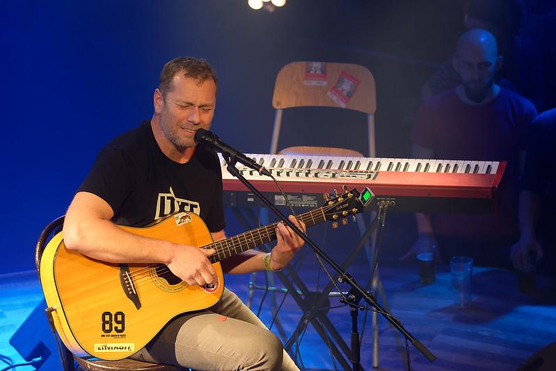 Xavier Baumaxa @ Lucerna Music Bar, Praha