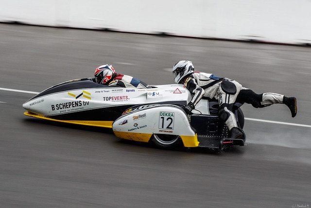 #12 - RCN F1 Yamaha 1000 ccm - Sidecar Racingteam Smits - Sidecar