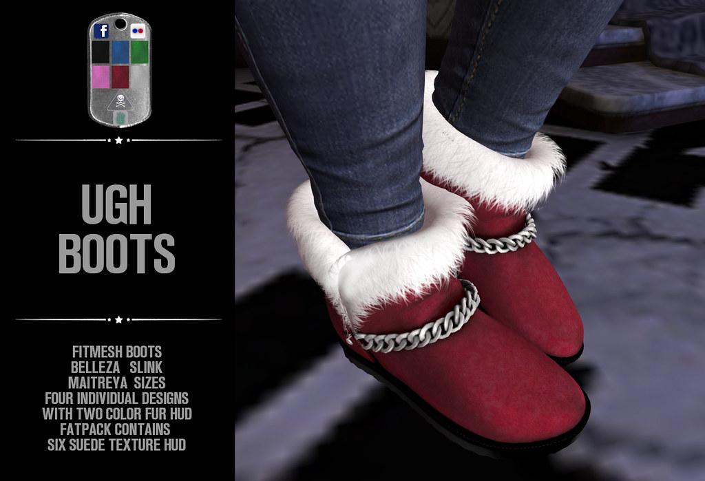 {zfg} ugh boots - TeleportHub.com Live!