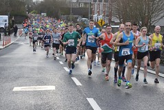 START: The Fields of Athenry 10KM Road Race, 26th December 2018