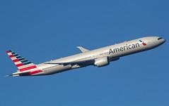 EGLL - Boeing 777 - American Airlines - N728AN