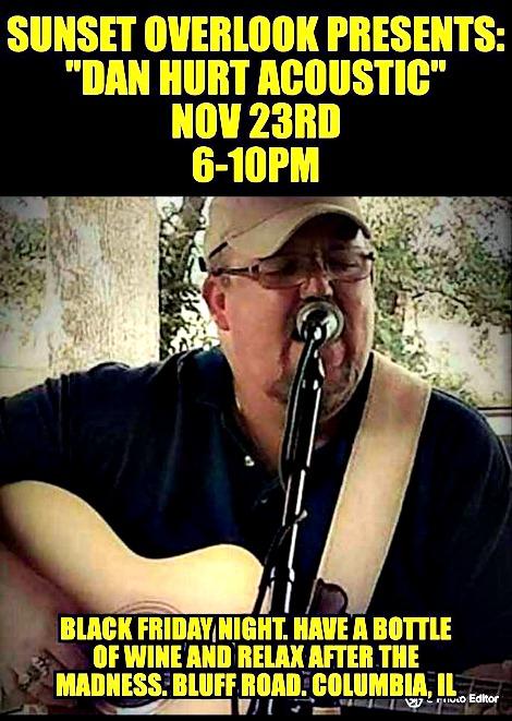 Dan Hurt Acoustic 11-23-18