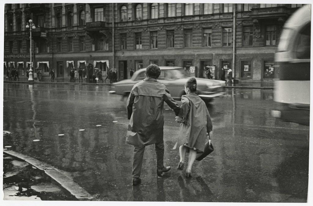 1965. Без названия. Серия «Невский проспект»