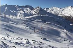 Aktuálně: lyžuje se nejen na ledovcích, sněhová kanonáda spuštěna