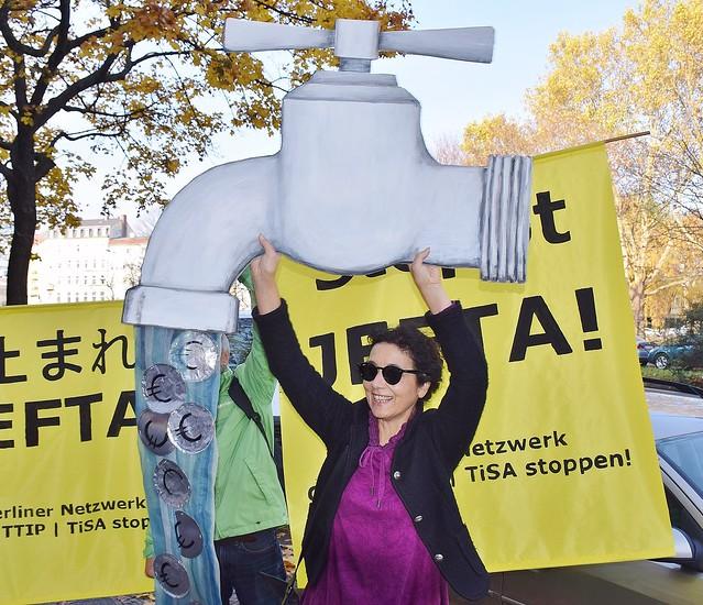 07.11.18: Jetzt kommt es darauf an: JEFTA im Europäischen Parlament stoppen!