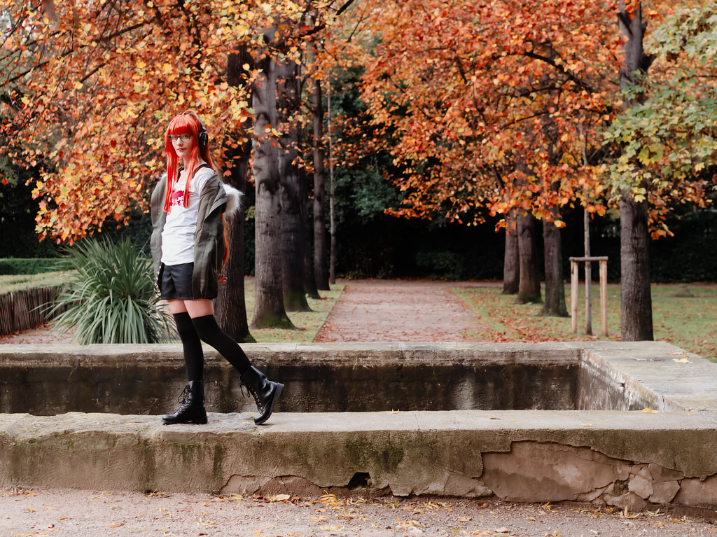 related image - Shooting Persona 5 - Futaba Sakura - Jardin de la Magalone -2018-11-10- P1388484