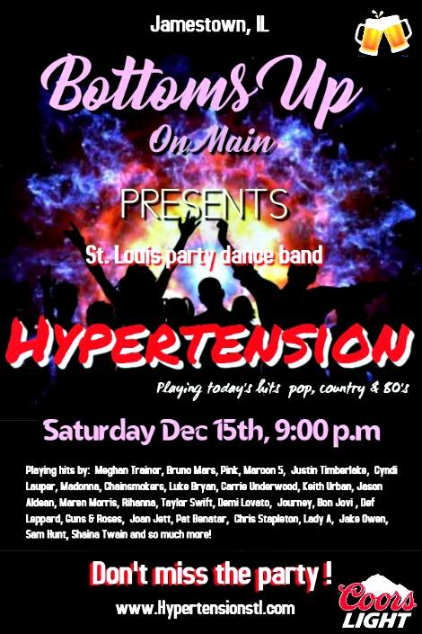 Hypertension 12-15-18
