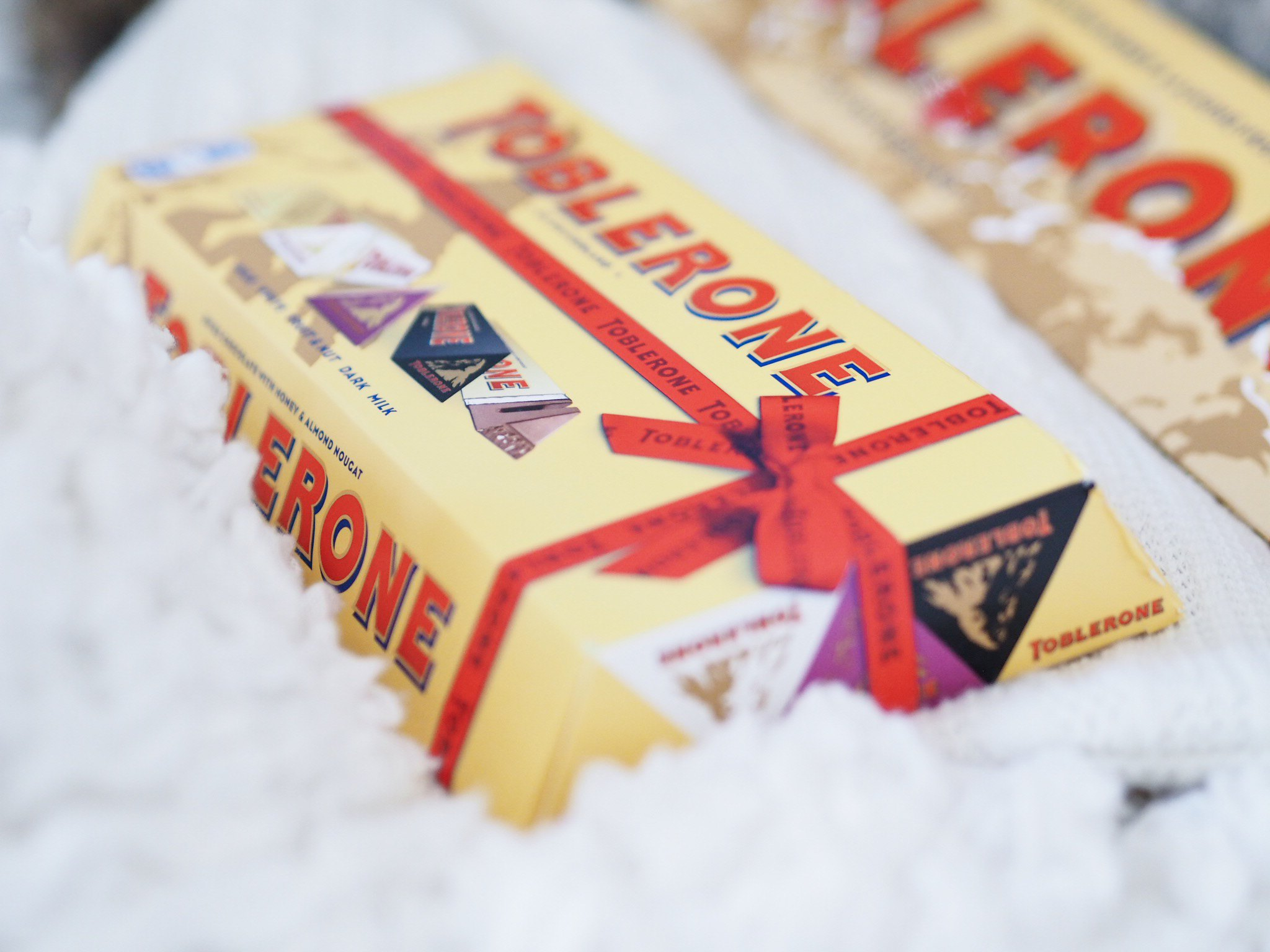 Toblerone stocking filler