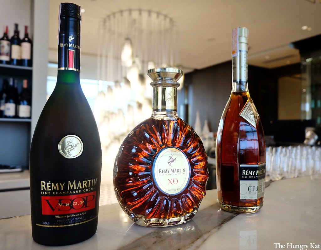 The Hungry Kat — Opulence Revealed with Rémy Martin's Florian