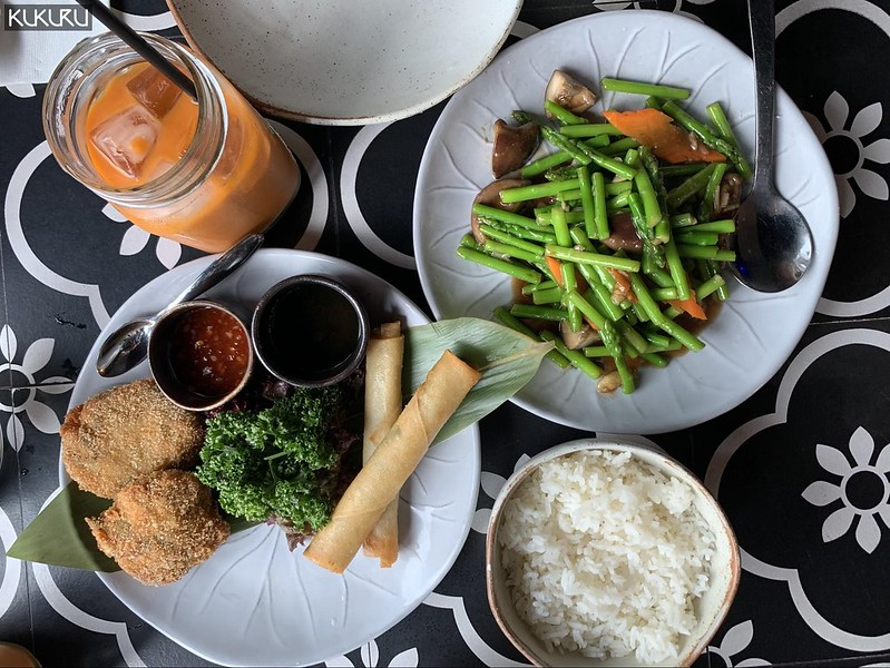 Thai.J 泰式餐廳 1