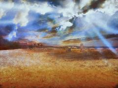 """Burning Sand"" - Corfu"