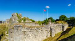 00147 Ancien château fort d'Ivry-la-Bataille - Photo of Neauphlette