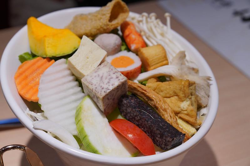 大盤子涮涮鍋 (9)