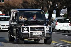 Mercedes-AMG G 63 - Libya, Tripoli