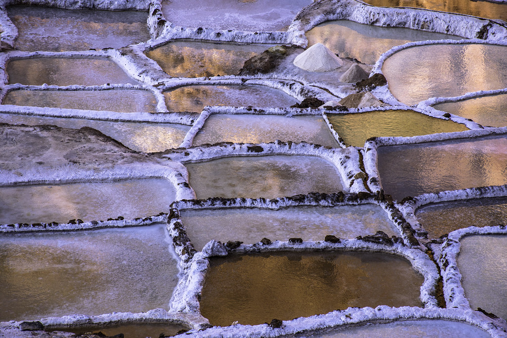 Salt pans of Maras