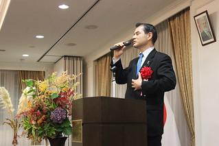 Mr. Masahiko Shibayama Speech 2