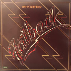 FATBACK:MAN WITH THE BAND(JACKET A)