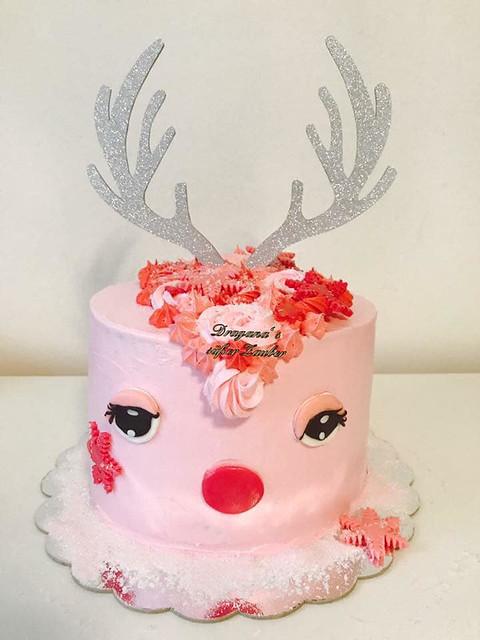 Cake by Draganine Slatke Carolije/ Dragana's Süßer Zauber
