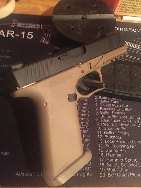 Polymer80  So easy a caveman could do it    - Page 91 - AR15 COM