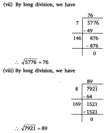 NCERT Solutions for Class 8 Maths Chapter 6 Squares and Square Roots 23