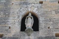 L'église Saint-Martial à Rudelle