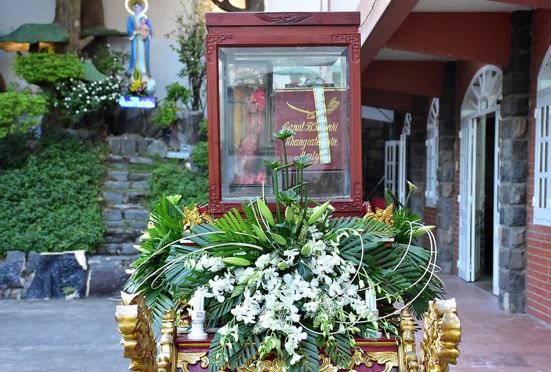 Lễ Bốn Thánh Tử Đạo Hải Dương TT 7 - 2018