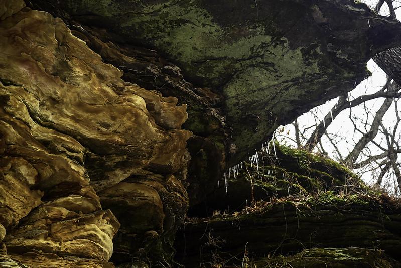 Stone Overhang