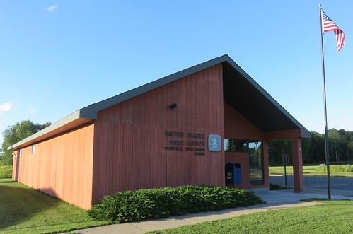 Post Office 54556 (Prentice, Wisconsin)