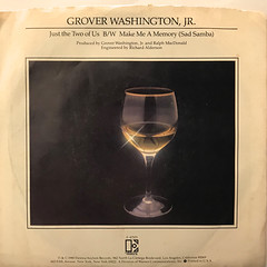 GROVER WASHINGTON, JR.:JUST THE TWO OF US(JACKET B)