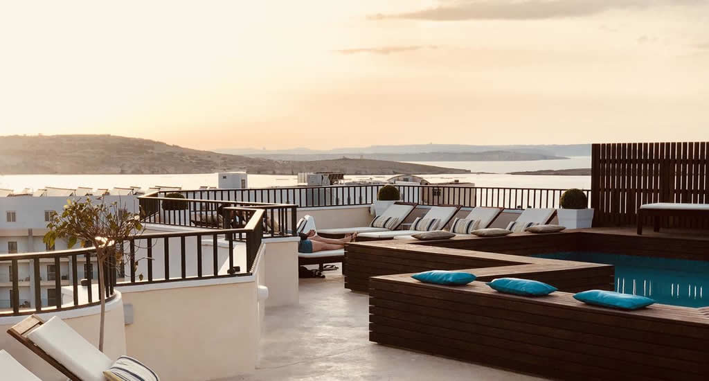 Leuk hotel St. Pauls Bay, Malta: Park Lane (foto met dank aan Park Lane, Malta)   Malta & Gozo