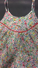 Oliver and S swingset tunic in liberty fabric
