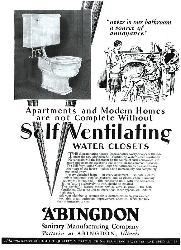 Abingdon 1929