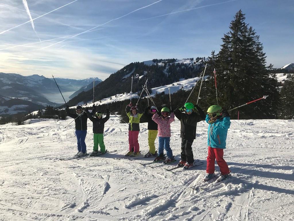 Skitraining 2019