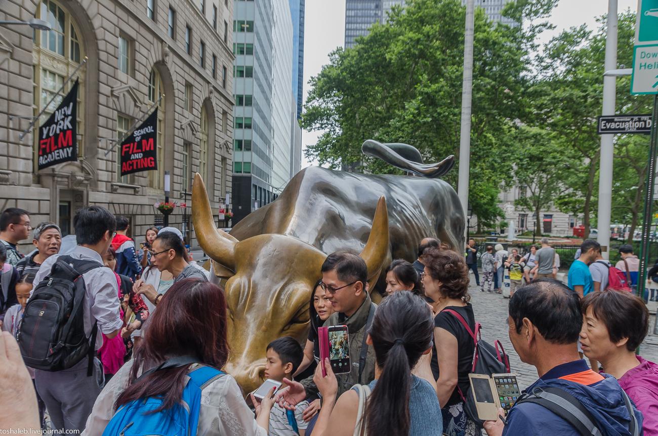 Нью-Йорк_Wall Street-38