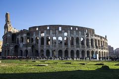 Colosseum & Forum