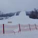 Po ránu - poslední branky slalomu jsou bez ohraničení