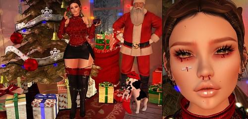 Thank-You Santa {859}