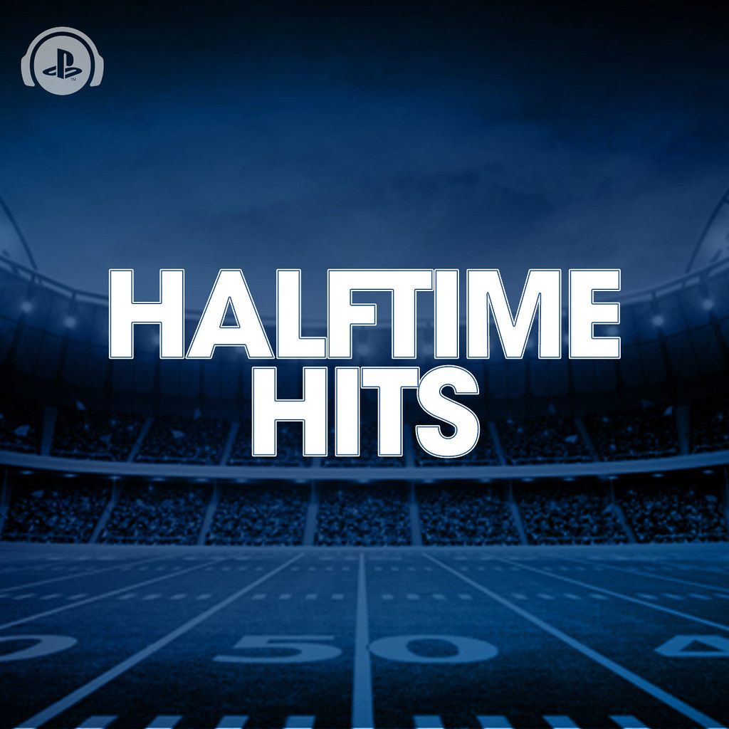 Halftime Hits Playlist