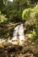 Prince Bernhard Falls Udzungwa Mountains National Park in Tanzania