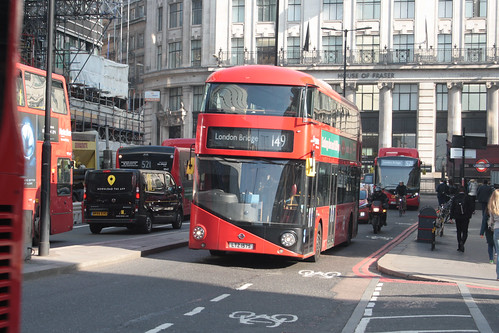 Arriva London LT575 LTZ1575