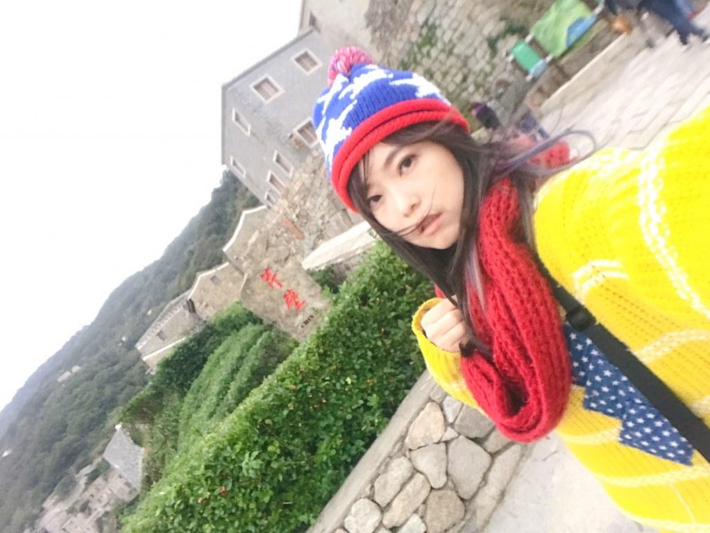 20181207馬祖北竿芹壁村selfie
