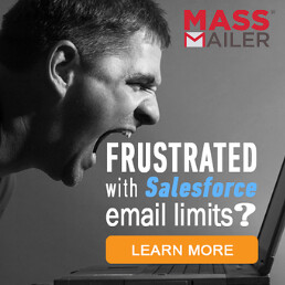 Frustrated with Salesforce Limits Ad