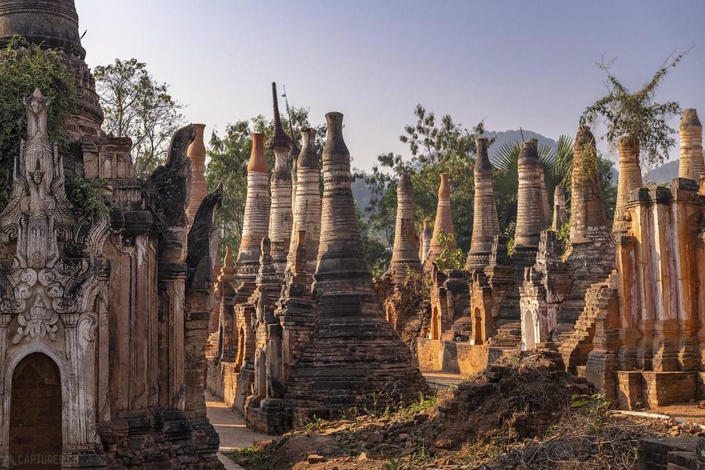 Pagodas - Indein
