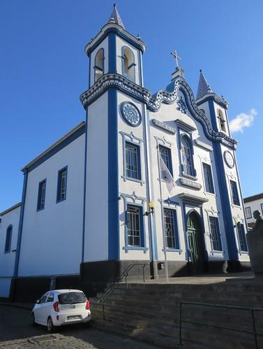 Igreja do Senhor Santo Cristo (Praia da Vitória, Açores)