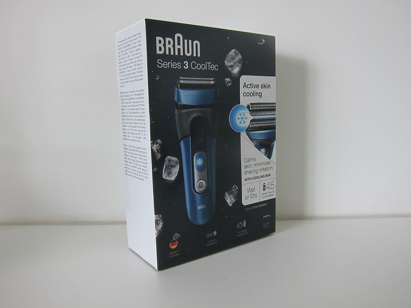 Braun CoolTec CT 4S Shaver - Box