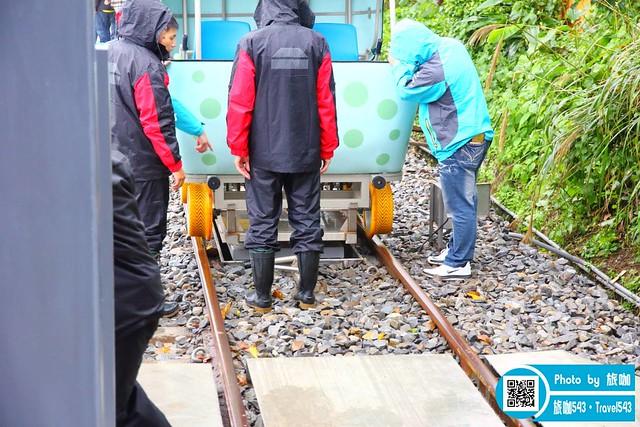 Railbike深澳鐵道自行車