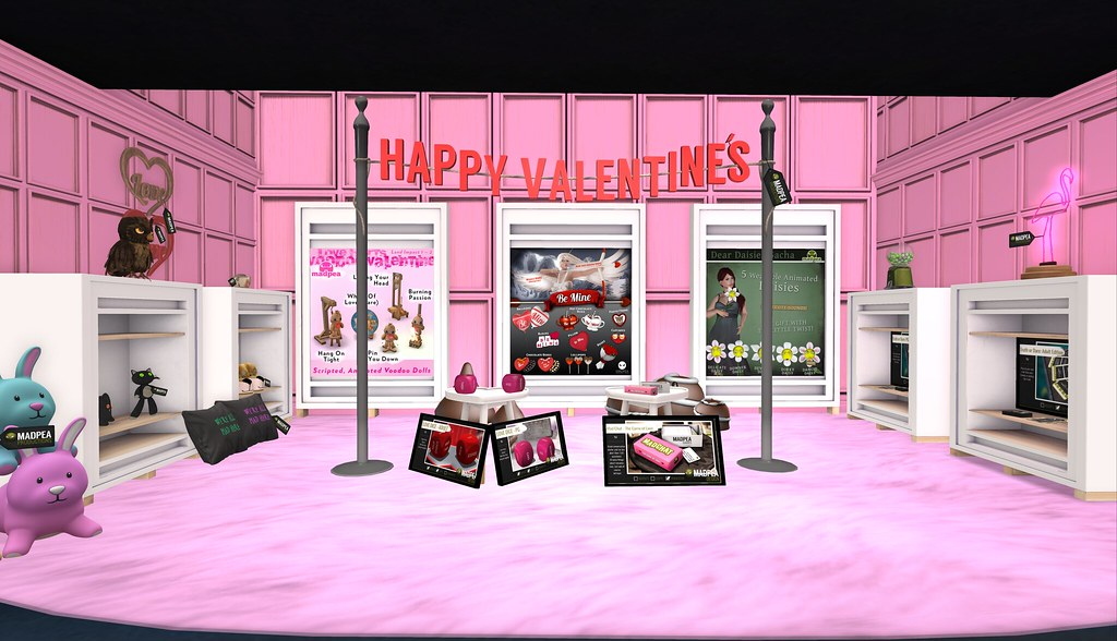 MadPea's Valentine's Pop-Up Shop!