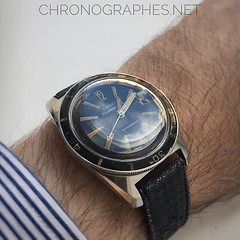 Lanco Barracuda today. The most beautiful (and affordable) Blancpain-like IMHO !